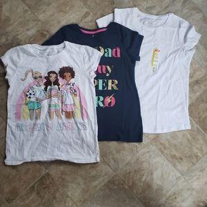 🎀3 pack Girls Tee-shirt